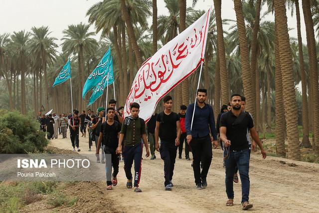 تسهیلات دانشگاه آزاد به دانشجویان شرکتکننده در پیادهروی اربعین