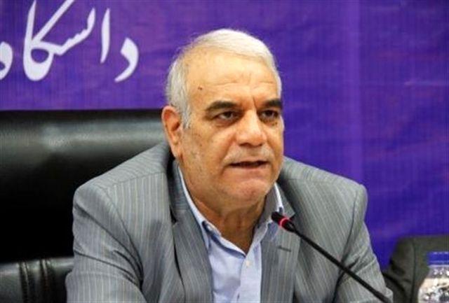 رئیس دانشگاه پیام نور